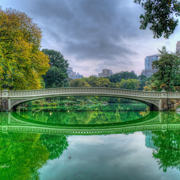 The Central Park in HDR! {New York City, Landscape Photography}