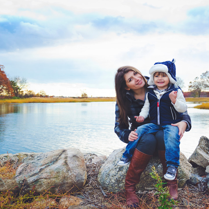 Anna & Ayden {New York, Family Photography}