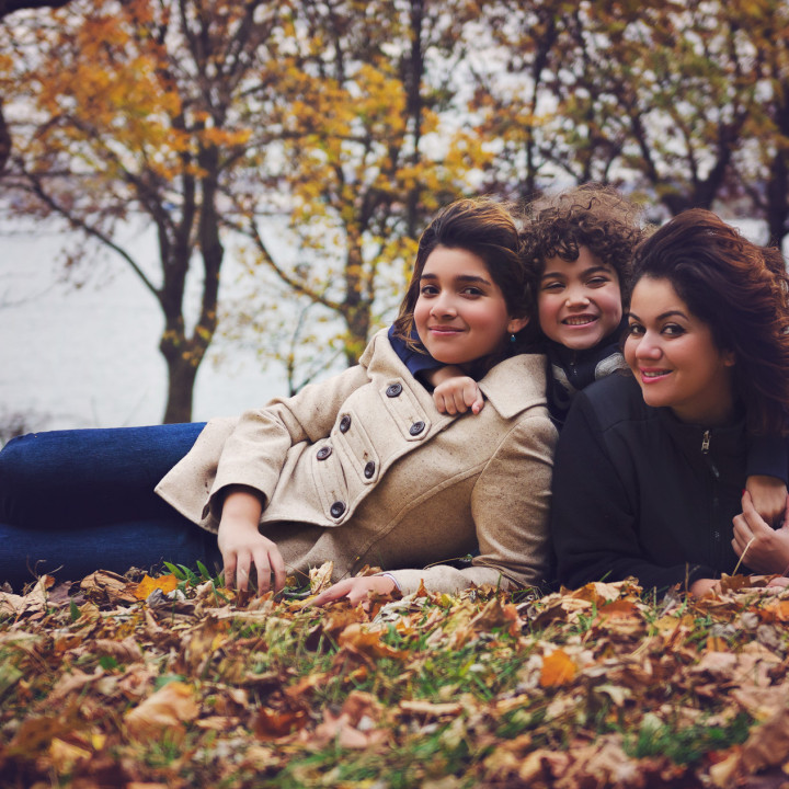 Alvarado Family {New York, Queens, Family Photography}