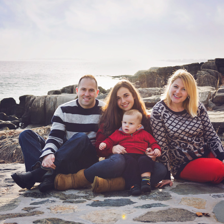 Petilli Family {NY, Larchmont, Family Photography}