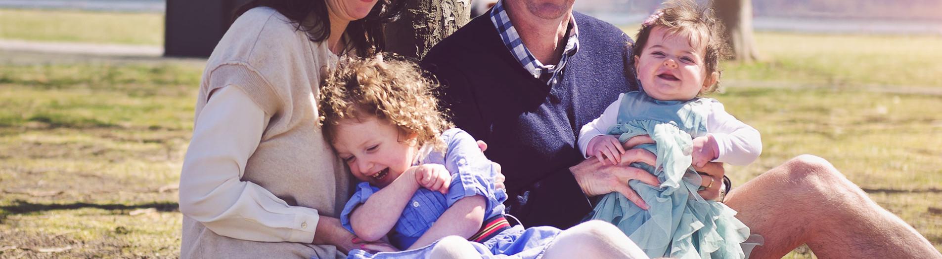 Wignell Family {Hoboken, Jersey City, Family Photographer}