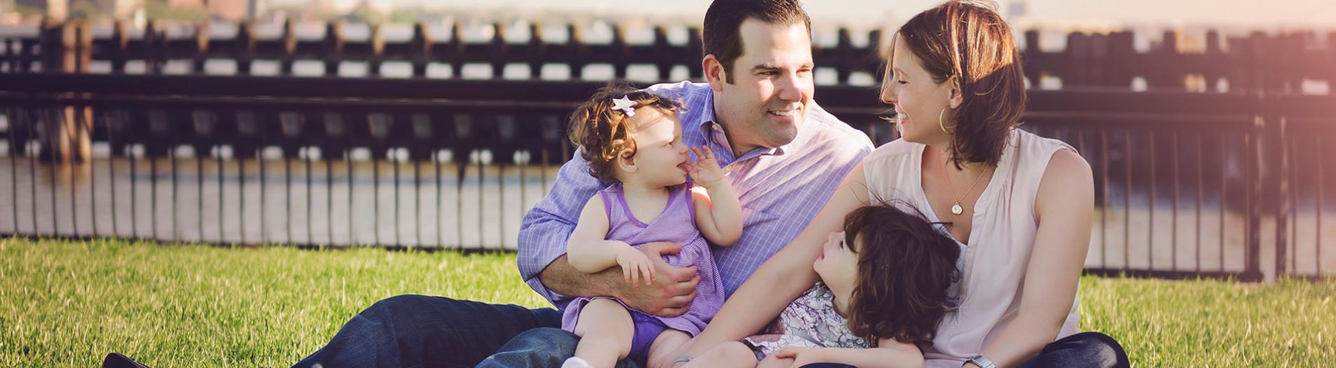 The Schulmans {Hoboken, NJ, Family Photographer}