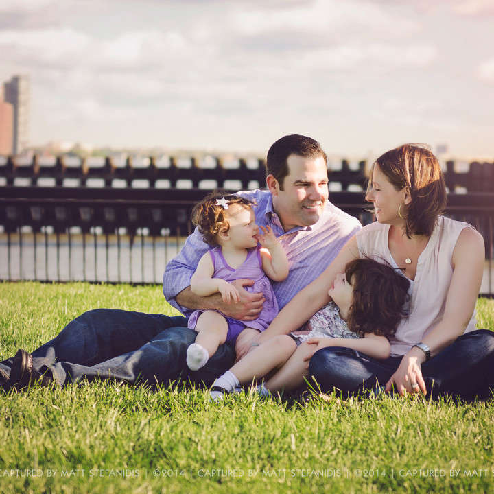 The Schulmans {Hoboken, NJ, Family Photographer}