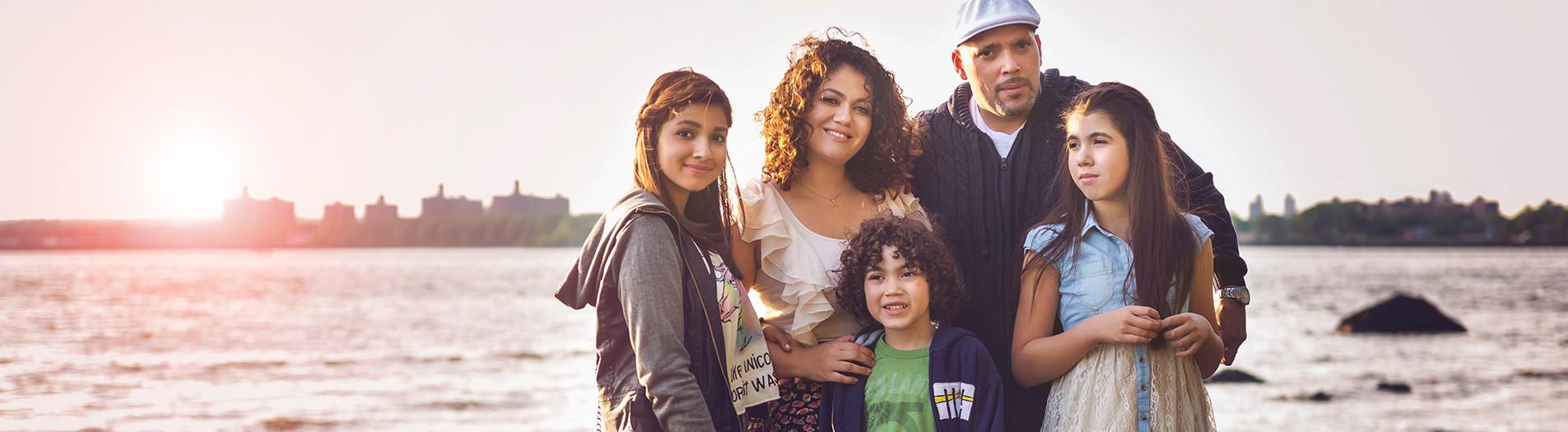 The Alvarados {Queens, Bayside, Family Photographer}