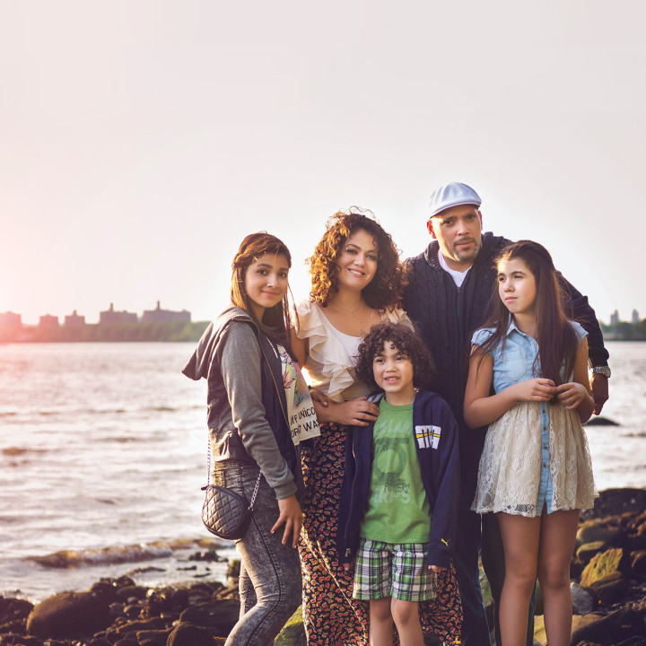 The Alvarados {Queens, Bayside, Family Photographer}