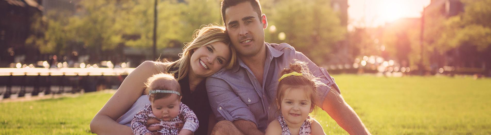 The Petrellas {Hoboken, Jersey City, Family Photographer}