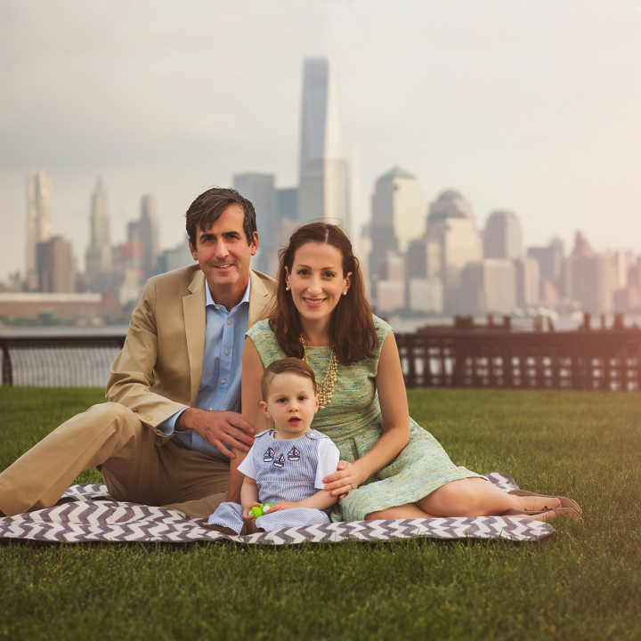 The Harris Family { Hoboken, Jersey City, Family Photographer}
