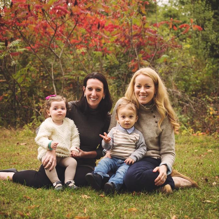 Niko & Mia {Bronx, Westchester, Family Photographer}