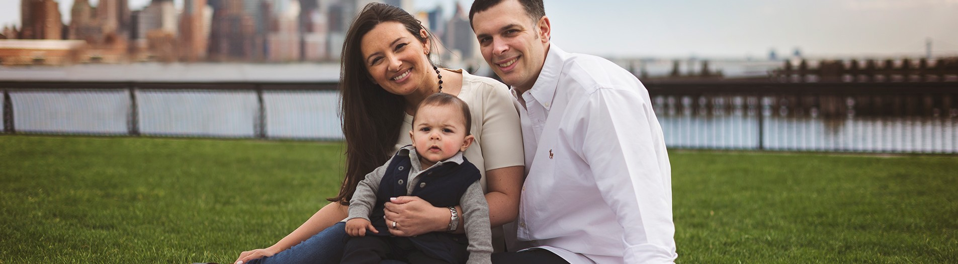 The Caranci Family {Hoboken, Jersey City, Family Photographer}