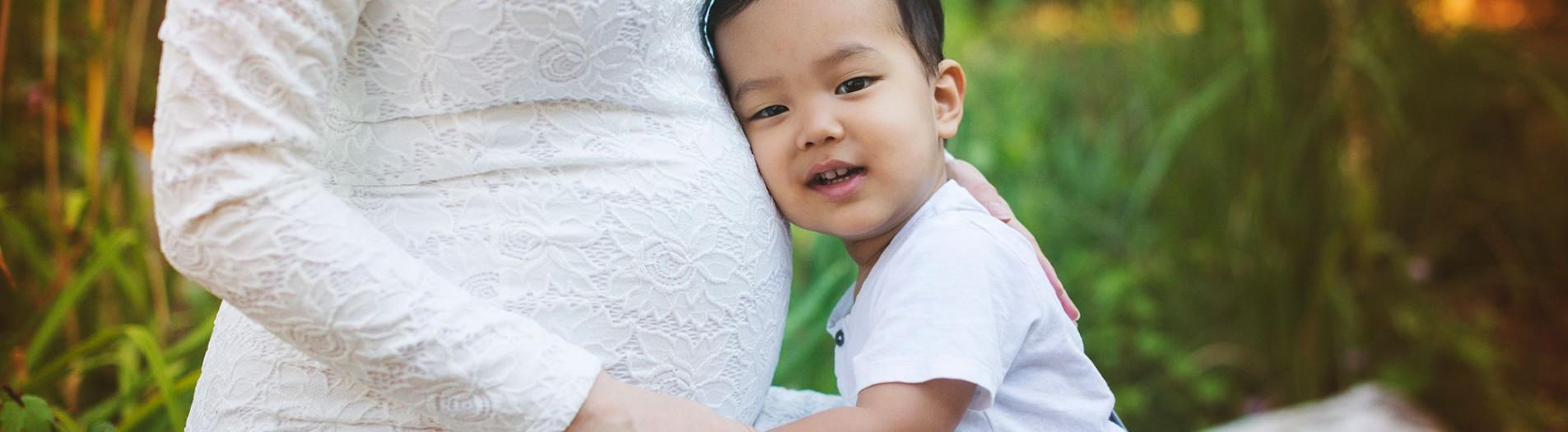 The Cho Family | Jersey City, NJ, Family & Maternity Photographer