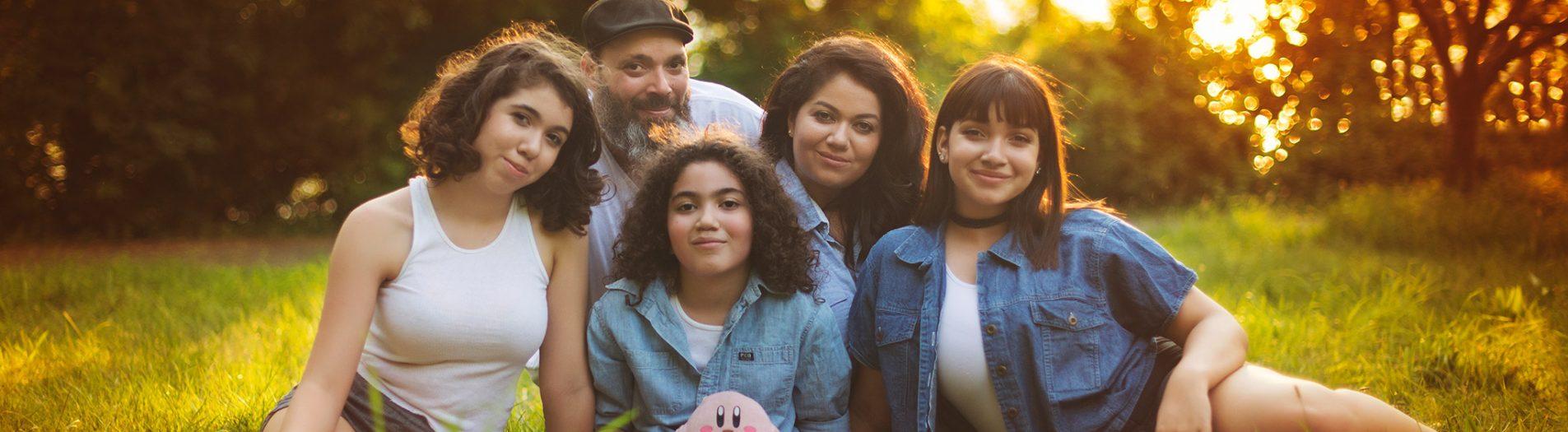 The Alvarados | Queens, Bronx, NYC, Family Photographer