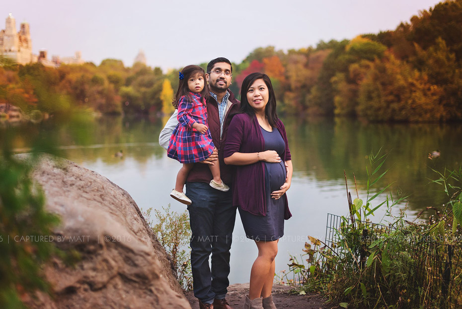 Central Park, NYC Couples, Maternity  & Family Photographer