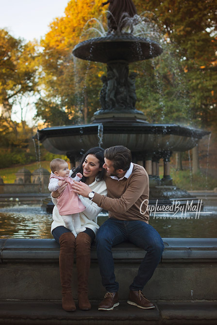 Central Park, New York City Family & Children Photographer