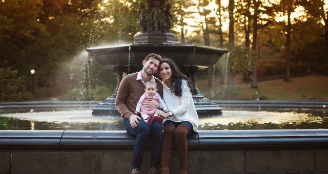 The Finkels | Central Park, New York City, Family Photographer