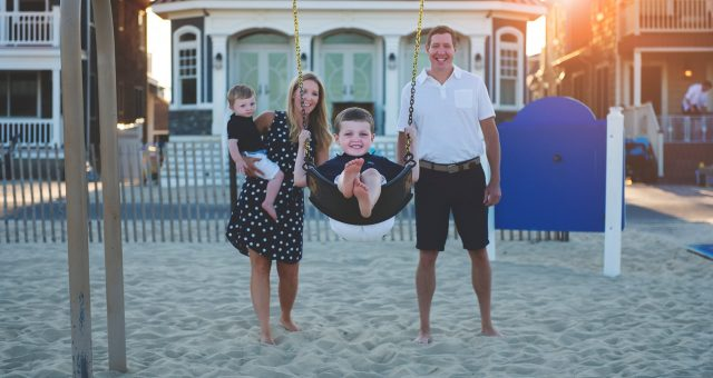 The Shneider Family | Jersey Shore, NJ, Family Photographer