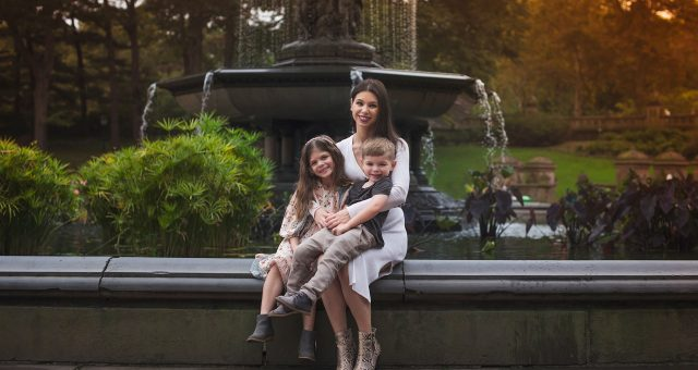 The B Family | Central Park, NYC, Family Photographer